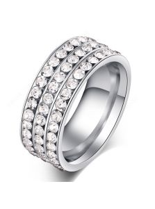 Широкое кольцо - Горящее