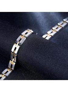 Стальной браслет - Титан