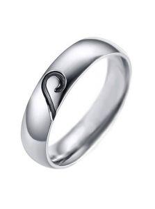 Стальное кольцо - Двойной символ