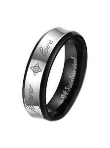 Стальное кольцо - Символ любви