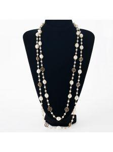 Стильное ожерелье - №5 от Chanel