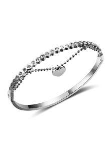 Стильный браслет - От сердца
