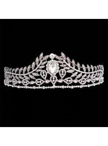Свадебная диадема - Благородная