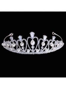 Свадебная диадема - Деликатная