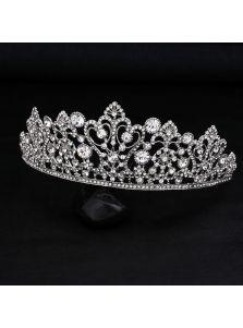 Свадебная диадема - Кристальная паутина
