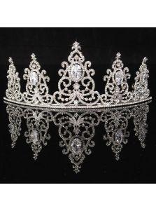 Свадебная диадема - Острые детали
