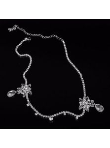 Свадебная тика - С кристаллами