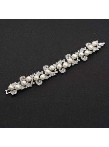 Свадебный браслет - Каменная листва