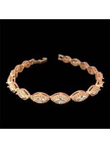 Свадебный браслет - Лучистое сияние