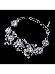 Свадебный браслет - Продолговатый