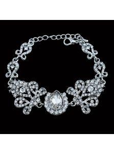 Свадебный браслет - С камнями