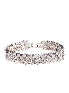 Свадебный браслет - Широкий орнамент