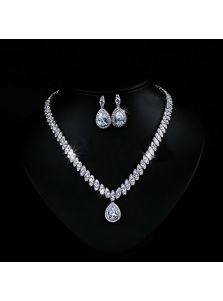 Свадебный комплект - Кристалл для невесты