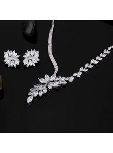 Свадебный комплект - Перья