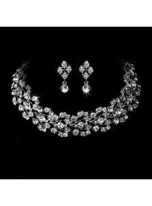 Свадебный набор украшений - Малая лоза