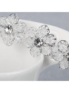 Тиара - Хрустальный цветок
