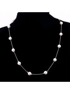 Тонкое ожерелье - Женственность