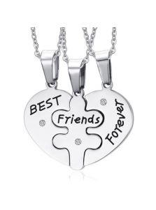 Тройной кулон для друзей - Обещание