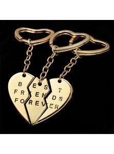 Тройные брелоки - Best friends forever