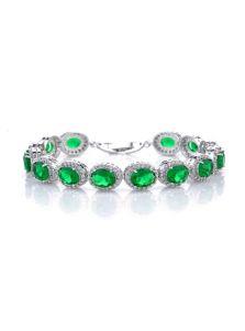 Женский браслет - Кристальная грона