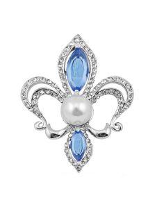 Женская брошь - Каменный герб