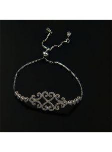 Женский браслет - Ажурный