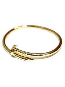 Женский браслет Cartier - C гвоздем