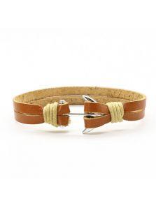 Кожаный браслет - Мюриэл