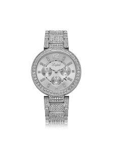 Женские часы - Усыпанные кристаллами