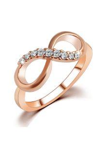 Женское кольцо - Бесконечность