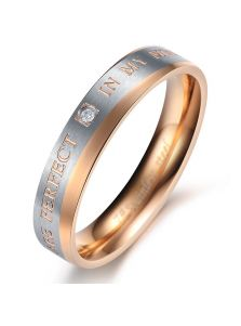 Женское кольцо - Искренность