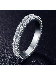 Женское кольцо - Каменная дорожка