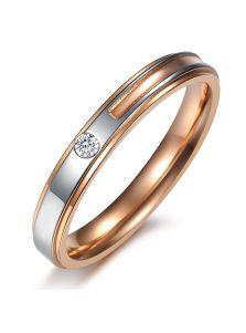 Женское кольцо - Классическое