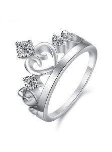 Женское кольцо - Корона