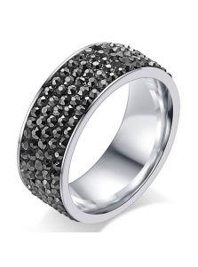 Женское кольцо - Лучезарное