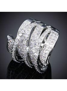 Женское кольцо - Массивное