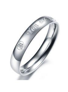 Женское кольцо - Признание в чувствах