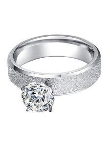 Женское кольцо - С напылением