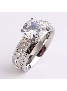 Женское кольцо - Статное