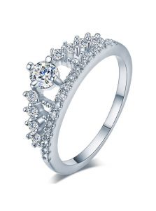 Женское кольцо - Царица
