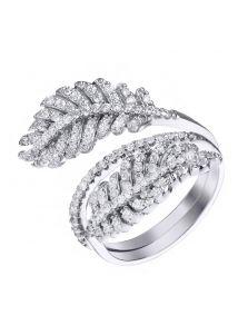Женское кольцо - Веточка