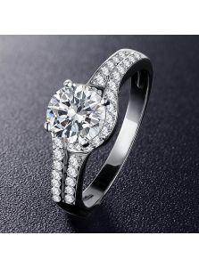 Женское кольцо - Завиток