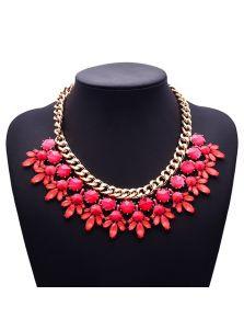Женское ожерелье - Модное