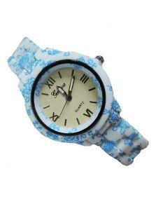 Женские часы Geneva - С Цветами