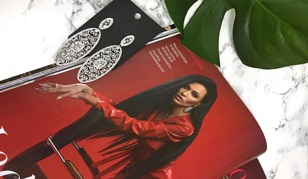 Новый выпуск журнала TOUCH Magazine с DiaDemaGrand