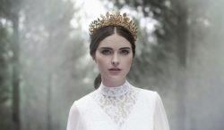 Свадебные прически с диадемой 2018