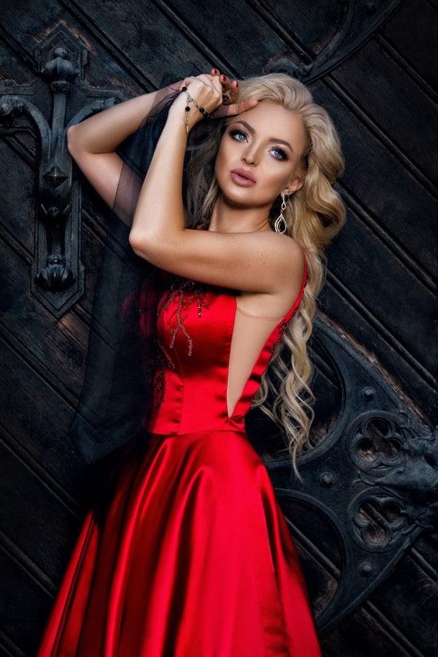 Элитный образ Елены Шереметевой