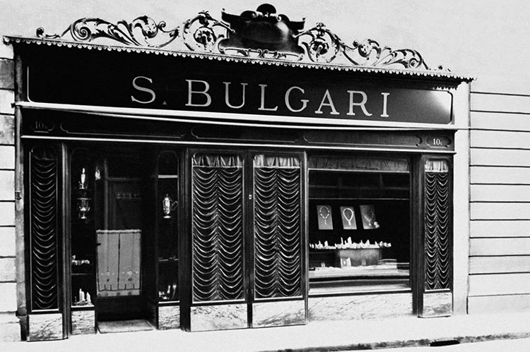 История знаменитого бренда Bvlgari