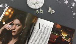 Элегантная Виктория Палатная в журнале TOUCH Magazine #40
